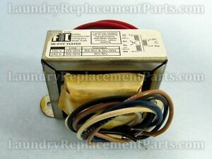 Cissell Transformer 24v multitap 50va Part Tu15138