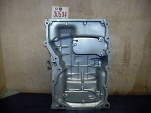 Oil Pan 06 09 Ford Fusion 2 3l Casting Number 6m8g 6675 ac