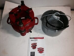 Ridgid 161 Pipe Threader Die 4 6 For 300 Compact 535 700 1822 1224 Bucket Oiler