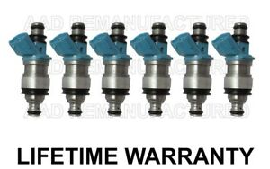 Upgrade Oem Denso 6x Fuel Injectors For 96 98 Toyota 4runner T100 Tacoma 3 4l