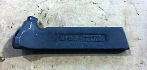 Armstrong No 2 R Right Hand Lathe 3 8 Tool Bit Holder