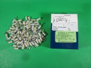 Amp Electrical Terminal Connectors 8 53425 1 lot Of 100 New