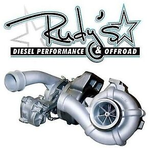 Bd Power 59mm 73mm Compound Turbos Ford Powerstroke Diesel 6 4l 08 10 F250 F550