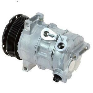 2011 2012 2013 2014 Chrysler 200 L4 2 4l Dohc New Ac A c Compressor With Clutch