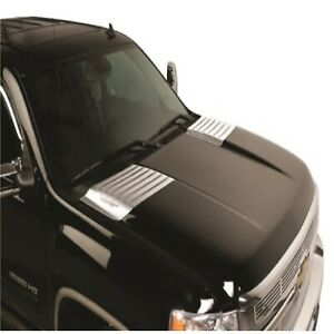 Putco 403523 Chrome Air Dam Covers For Chevy Silverado Hd