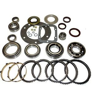 Ford Zf S6 650 6 Speed Transmission Bearing Seal Rebuild Kit 73304