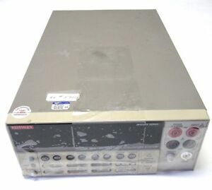 Keithley 2700 Multimeter Data Acquisition System