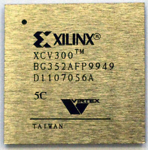 Xilinx Xcv300 5bg352c Virtex Field Programmable Gate Arrays Xcv300