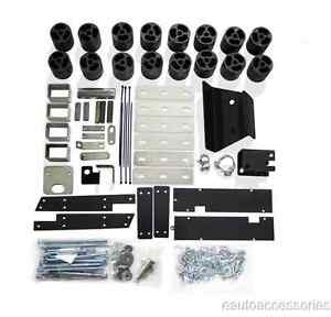 60203 Performance Accessories 3 Body Lift Kit Fits Dodge Ram 1500