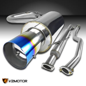 2005 2010 Scion Tc 2 5 Inlet Ss Catback Exhaust System