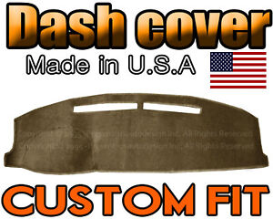 Fits 2006 2008 Chevrolet Uplander Dash Cover Mat Dashboard Pad Taupe