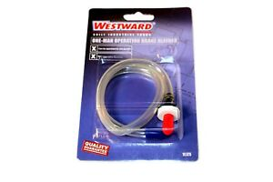 Westward One man Operation Brake Bleeder 1ejz6