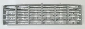 1980 81 Ford Truck Bronco Grill Unpainted Original Ford Tooling Xe0tz 8150