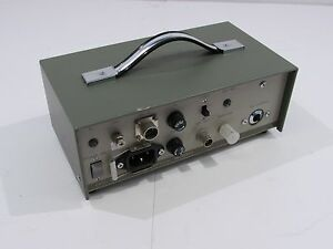 Ono Sokki Ca 150 Optical Receiver nnb