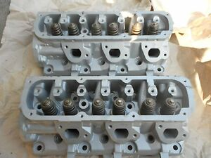 2 Chrysler Town Country Minivan 3 8 Ohv V6 Cylinder Heads No Core