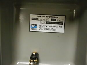 Used Warrick Water Level Control 26c1c1f