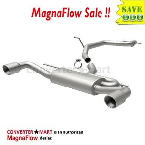 Magnaflow 15061 2012 2014 2015 2016 Vw Beetle Turbo Performance Exhaust System
