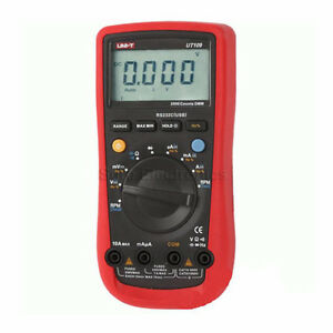 Uni t Ut109 Auto range Automotive Multi purpose Tester Marine Multimeter Meter