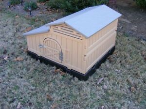Formex Snap Lock Standard Chicken Coop Backyard Hen House 3 4 Large 4 6 Bantams