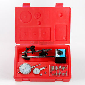 Dial Indicator Test Indicator Magnetic Base Point Set Inspection Set