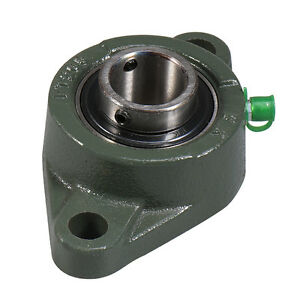 Ucft211 32 2 2 Bolt Flange Mounted Bearing Unit Fk Brand
