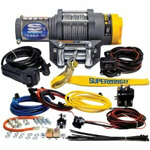 Superwinch 1135220 Universal Winch