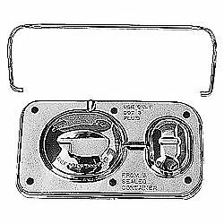 Transdapt Brake Master Cylinder Cover New Coupe For Pontiac 9101