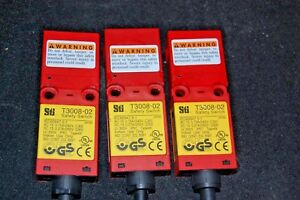 Sti T3008 02 Safety Switch Not Tested 3 Units Per Lot