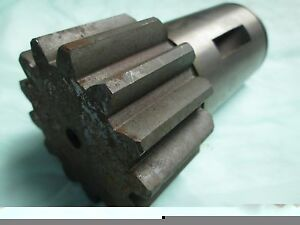 Cascade Forklift Attachment Pinion Gear P n 666263 C 662070 Oal 4 5 8 Nos