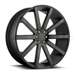 Dub 26 X 10 Shot Calla Car Wheel Rim 6x5 5 Part S121260077 30