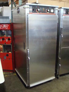 Heated Humidified Food Holding Proofing Cabinet Carter Hoffman Hwu14 1sec 1dor