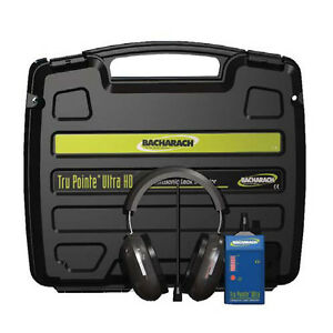 Bacharach 28 8011 Tru Pointe Ultrasonic Leak Detector