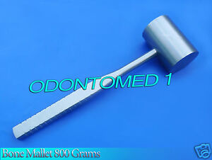 Bone Mallet 800 Grams Surgical Orthopedic Instruments