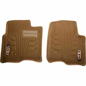 New Nifty Products Floor Mats Front Tan For Honda Pilot 2008 2007 2006 583033 T