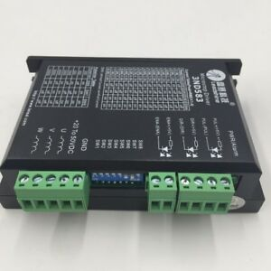 New Leadshine Cnc Stepper Drive Controller 3ph 18 50vdc For Nema23 34 Motor