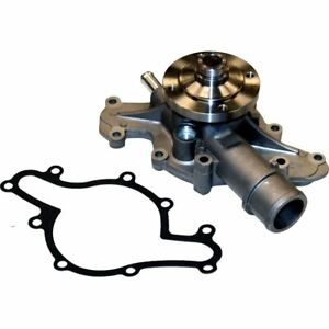Gmb Oe Replacement Water Pump 125 1960 Ford Sb 289 302 351w Standard volume