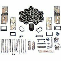 Performance Accessories Body Lift Kit 10113 3 0 In Chevy Suburban