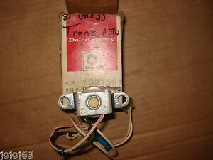 Transmission Solenoid 3 Speed Auto Nos Gm 1997591 81 Camaro