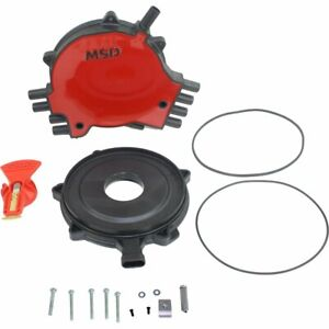 Msd Distributor Cap And Rotor Kit 84811