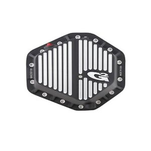 G2 40 2023mb 10 5 14 Bolt Ball Milled Aluminum Rear Differential Cover For Gm
