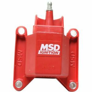 Msd 8227 Ignition Coil E core Design Direct Fit