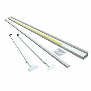 Shop Fox W1721 79 inch Extension Long Rails And Legs For Aluma classic