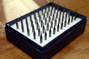 50pcs Tct Group Tungsten Carbide Pcb Drill Bits 0 70x3 5mm 0 0276