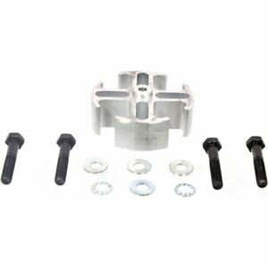 Fal Fan Spacer Aluminum 1 Thick 5 8 Pilot Spacer Bolts Washers Amc Gm Kit