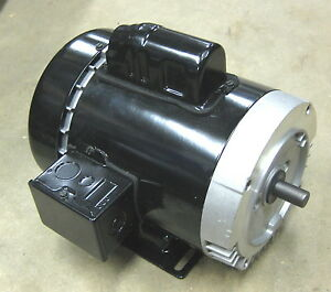 New 1 3hp Electric Pump Motor 115 230 1ph 3450 Rpm Single Phase 979350 C63jxjbk