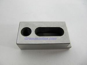 Wire cut Edm Jig Holder Stainless 50x24 5x24 75mm For Fanuc Seibu Dvs32
