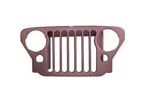 Omix Ada Dmc 663536 Steel Grille For 45 46 Jeep Willys Cj2a