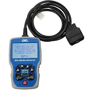 New Otc 3111pro Trilingual Scan Tool Obd Ii Can Abs Airbag