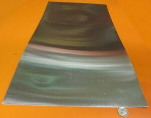 1100 Aluminum Sheet Softened o 032 1 32 Thick X 12 Wide X 24 Long