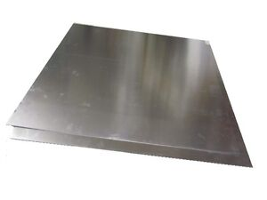 3003 Aluminum Sheet 1 2 Hard 250 1 4 Thick X 24 X 36 Length